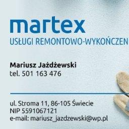 Martex - Malowanie Ścian Świecie