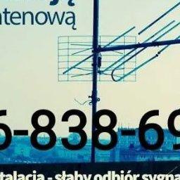 Instalacje antenowe sat TV DVB-T T2 - Montaż Anteny Wrocław