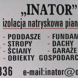 inator - Izolacja Pianką Mościsko
