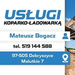 Mateusz Bogacz - Firma Wyburzeniowa Radomsko