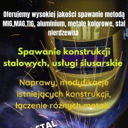 Mix-Stal Krzysztof Pszczoła - Bramy Wjazdowe Manowo