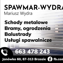 SpawMar-Wydra - Nowoczesne Ogrodzenia Kute Brzozie