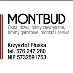 Montbud - Rolety na Wymiar Częstochowa