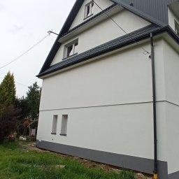 Firma remontowo budowlana Marcin Szczeciński - Ocieplenie Poddasza Wełną Mineralną Dobczyce