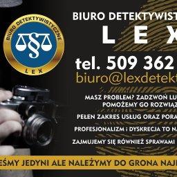 Biuro Detektywistyczne LEX Jan Laskowski - Porady Prawne Gdańsk