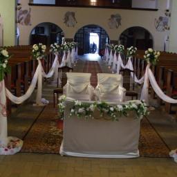 Dekoracje ślubne sal,kościołów-pomorskie - Zespół muzyczny Czersk