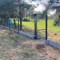 Tol-Mont montaż ogrodzeń panelowych - Budownictwo Ciechanów