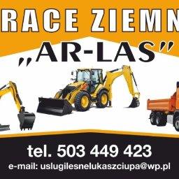 Ar-las Łukasz Ciupa - Izolacja Fundamentów Siejkowo