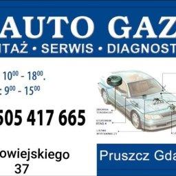 Nadis - Auto Gaz Pruszcz Gdański