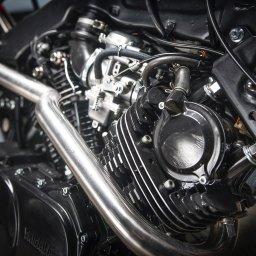 Laboratorium mechaniki motocyklowej Ewelina Beker - Balustrady Metalowe Lewin Brzeski
