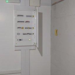 Usługi elektryczne i ogólnobudowlane - Domofony Czersk