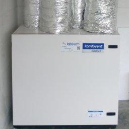 Infoterm - Instalacja Klimatyzacji Rzeszów