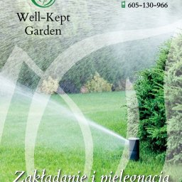 Well-Kept Garden Tobiasz Łaniecki - Aranżacje Ogrodów Grębocin