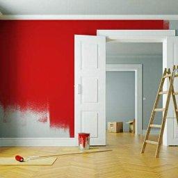 Usługi wykonczeniowe - Malowanie Ścian Bielawa