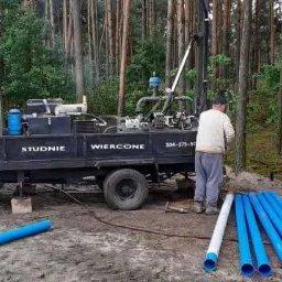 Studnie wiercone Trusiak T.i M. - Studnie Wiercone Radzymin