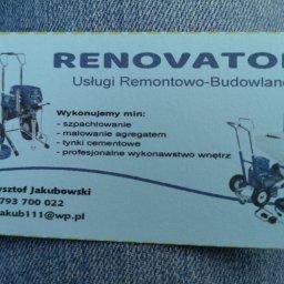Renovator Usługi Remontowo-Budowlane Krzysztof Jakubowski - Adaptacja Poddasza Bielsk Podlaski