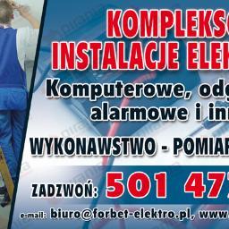 Forbet-Elektro Sp. z o.o. - Alarmy Jeszkowice