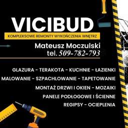 ViciBud - Glazurnik Suwałki