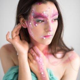 Fot: Beata Kloskowska Modelka: Weronika Rozenfeld