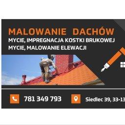 T&J Malowanie Dachów - Farba do Elewacji Siedlec