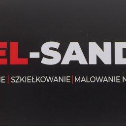 Firma handlowo-usługowa EL-SAND Damian Frankowski - Piaskowanie na Mokro Elbląg