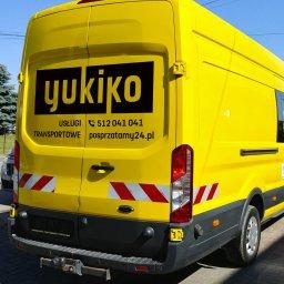 Yukiko - Transport Dostawczy Bydgoszcz