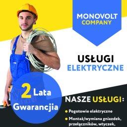 MonoVolt sp z.o.o - Oświetlenie Elewacji Poznań