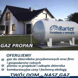 BARTER S.A. - Usługi Gazownicze Olsztyn