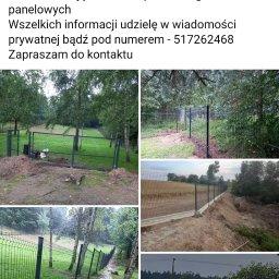 Montaż ogrodzenia Nowe Miasto Lubawskie