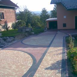 Firma brukarska Masterbud - Układanie kostki granitowej Kraków