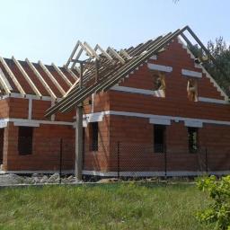 USŁUGI DEKARSKIE Milena Orłowska - Domy pod klucz Pniewo