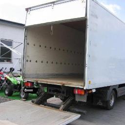 Polco - Transport Ładunków Lapy