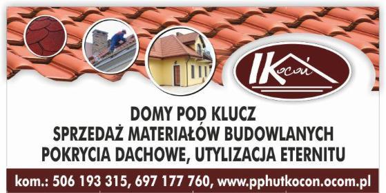 PPHUT KOCOŃ - Konstrukcje Dachowe Drewniane Lubomia