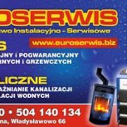 """Przedsiębiorstwo Instalacyjno Serwisowe """"Euroserwis"""" Jacek Wyszomirski - Budowa domów Opinogóra Górna"""