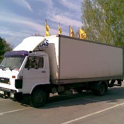 Przeprowadzki - usługi transportowe + ekipa + winda