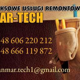 Anmar - Tech - Remontowanie Mieszkań Zwoleń
