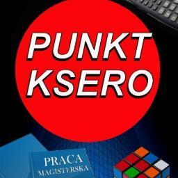 Ksero, wydruki, druk, oprawa prac dyplomowych, usługi ksero, sprzedaż białych fartuchów - Montaż Placu Zabaw Kraków
