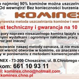Kominex Tomasz Reutowicz - Pompy Ciepła Choszczno