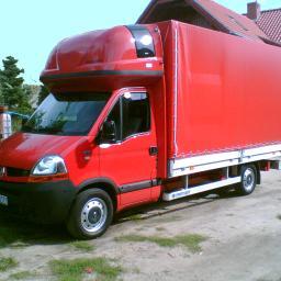 Transport, Przeprowadzki