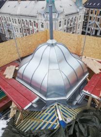 Firma ogulno budowlana - Krycie Dachów Ochotnica gorna