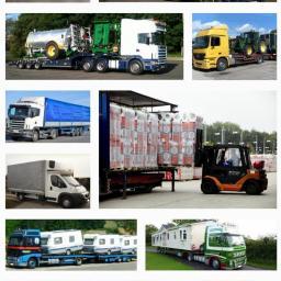 """""""K Florczak"""" Sp. jawna - Transport międzynarodowy Pabianice"""