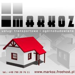 MARKOZ - usługi ogólnobudowlane i transportowe - Baterie Słoneczne Prostki