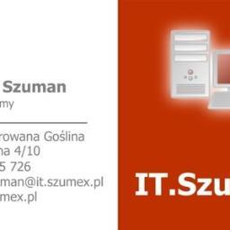"""Przedsiębiorstwo Handlowo Usługowe """"IT.Szumex"""" Dariusz Szuman - Internet Murowana Goślina"""