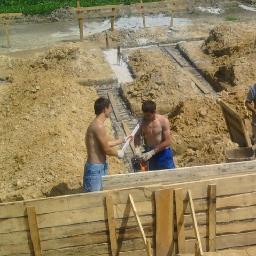 Budowa domów od Fundamentu po DACH
