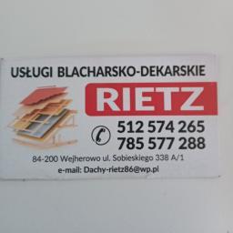 Prywatne dekarskie-blacharskie - Ogniwa Fotowoltaiczne Wejherowo