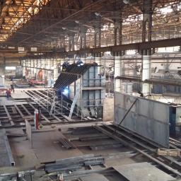 Konstrukcje Stalowe Łaba - Konstrukcje stalowe Jasło