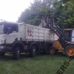 Ster-Sosnowiec Łukasz Ciępka - Układanie kostki brukowej Sosnowiec