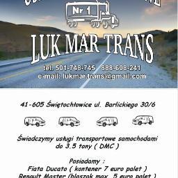Lukmar.trans - Przeprowadzki Świętochłowice