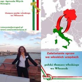 AW Service di Agnieszka Joanna Wójcik - Tłumaczenia dokumentów ZUGLIANO