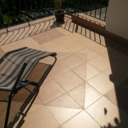 Wykończenia tarasów i balkonów